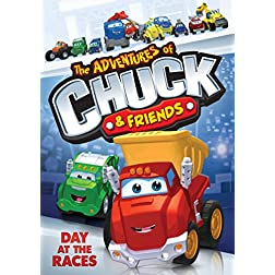The Adventures Of Chuck And Friends: Day At The Races