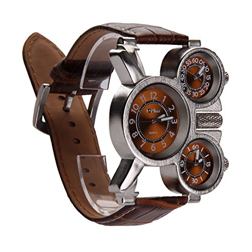 vakind-mens-quartz-military-wrist-watch-with-3-movt-23mm-stainless-steel-band-sport-watches-brown