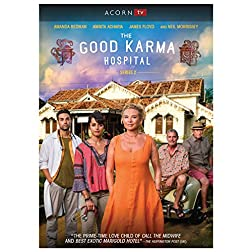 The Good Karma Hospital: Series 2 [Blu-ray]