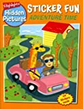 img - for Adventure Time: Highlights Hidden Pictures Sticker Fun book / textbook / text book