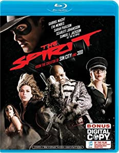 The Spirit ( Blu-ray+ Digital HD)