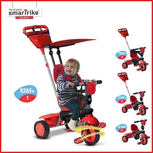 Smart-Trike-Spirit-Ladybug-Pedal-Ride-Ons