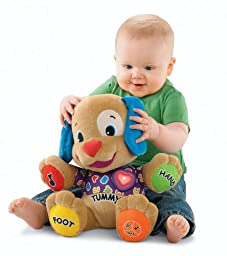 Fisher-Price Laugh & Learn Love to Play Puppy(Discontinued by manufacturer)