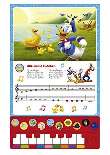 Spiel Klavier mit uns: Disney Junior