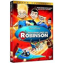 Bienvenue chez les Robinson - Stephen J. Anderson