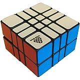 WitEden 4x4x2 Camouflage Cube Black