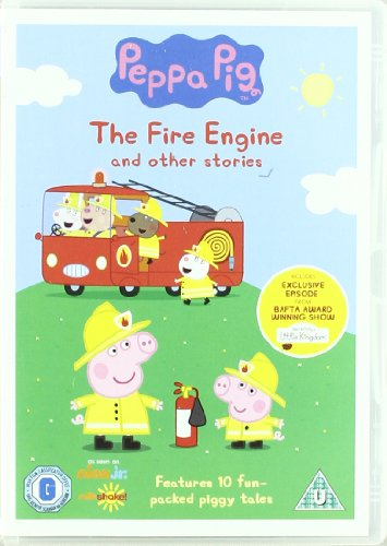 Peppa Pig - The Fire Engine (Vol 12) [DVD]