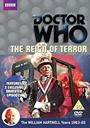 Doctor Who - Reign of Terror [DVD]
