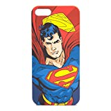 DC Comics Superman Kal-El/Superman Artwork Cover for iPhone 5 - Blue