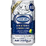 ウィルキンソン ジントニック+レモンライム 缶 350ml×24本 ランキングお取り寄せ