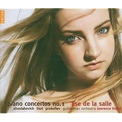 �V���X�^�R�[���B�`�A���X�g�A�v���R�t�B�G�t;�V���X�^�R�[���B�`:�s�A�m���t�ȑ�1�� (Shostakovich: Piano Concerto No. 1; Liszt: Piano Concerto No. 1; Prokofiev: Piano Concerto No. 1)