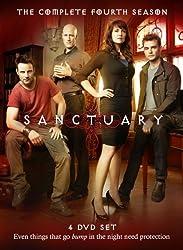 Sanctuary: The Complete Fourth Season (Bilingue)