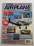img - for Model Airplane News Magazine, August 1996 book / textbook / text book