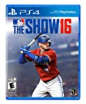 PS4 MLB 16 The Show - Standard Edition