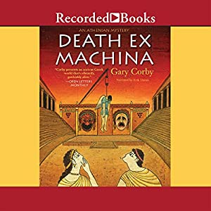 Death Ex Machina | Livre audio