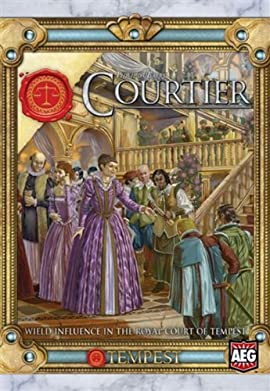 Courtier Alderac Entertainment Group Board Games