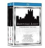Downton Abbey Pack temporadas 1 a 6 Blu-ray España