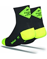 DeFeet Aireator Share the Road Socks