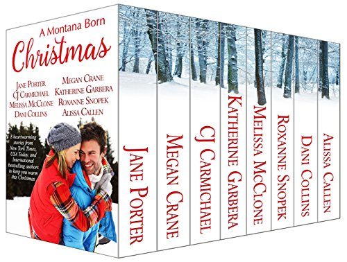 Ready to two-step under the mistletoe with a hot cowboy? How about a gorgeous tycoon? Spend a white Christmas in Montana with eight heartwarming, contemporary romances! A MONTANA BORN CHRISTMAS