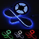 RGB 5M Waterproof Epoxy 5050 300 SMD LED Strip Light