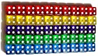 50 6-Sided Dice | Brybelly Pack | 10 x 5 Different Colors