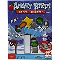 Turban Toys Angry Bird Happy Holiday Board Game