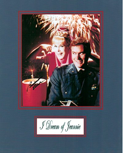 I Dream Of Jeannie, Classic Tv, 8 X 10 Autograph Photo On Glossy Photo Paper