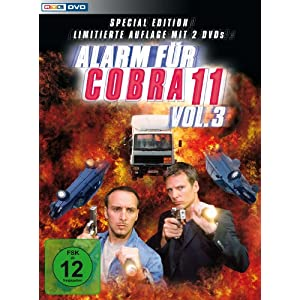 Alarm für Cobra 11 - Vol. 3 [Special Edition] [2 DVDs]