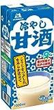 森永製菓 冷やし甘酒 1L紙パック 6本入