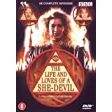The Life and Loves of a She-Devil (NL) - Complete Series - 2-DVD Setby Patricia Hodge