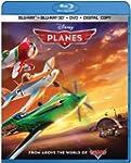 Planes [3D Blu-ray + Blu-ray + DVD +...