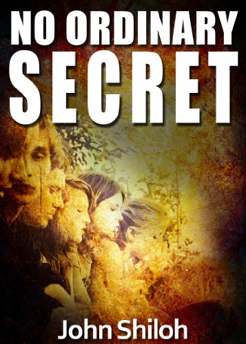 No Ordinary Secret: The One With A Homicide Detective (#3)
