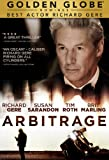 Arbitrage [DVD] [2012] [Region 1] [US Import] [NTSC]