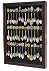 36 Spoon Display Case Cabinet Holder…