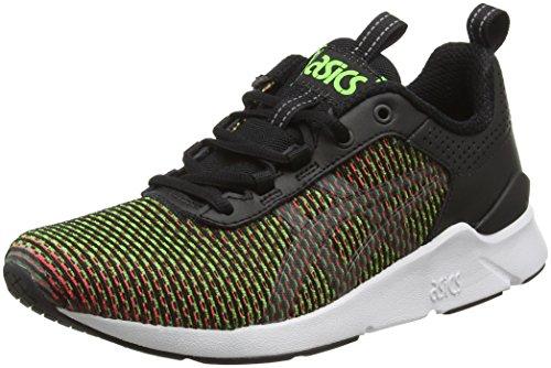 Asics Gel-Lyte Runner, Scarpe Running Unisex - Adulto, Multicolore (Gecko Green/Guava), 43.5 EU