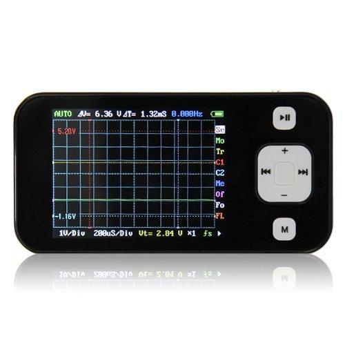 Digital Storage Oscilloscope Dso201 front-394830