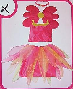 Rollenspielkostüm pink, Größe 148