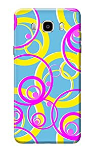 Samsung Galaxy On8 Cover KanvasCases Premium Designer 3D Printed Lightweight Hard Back Case