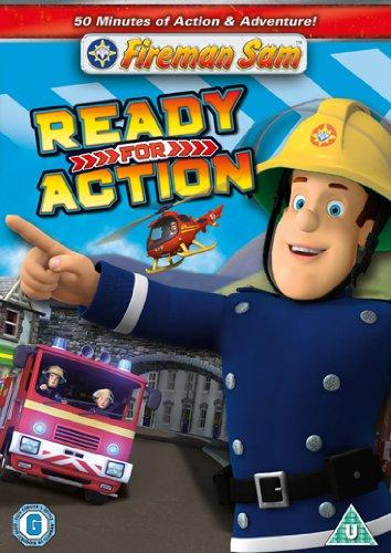 Fireman Sam - Ready For Action [DVD] [2011]