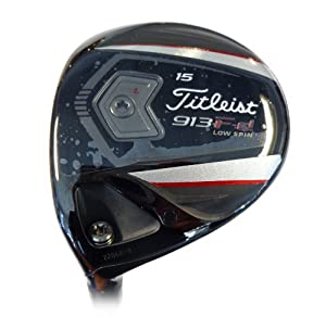 NEW LH Titleist 913F-d 15Fairway 3 Wood Diamana Blue S+ 72 Regular Flex by Titleist