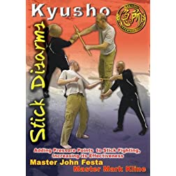 Kyusho Stick Disarms...Adding Pressure Points to increase effectiveness