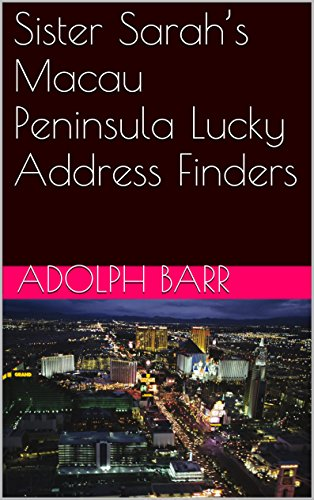 sister-sarahs-macau-peninsula-lucky-address-finders-english-edition