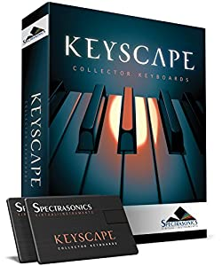 Spectrasonics KEYSCAPE Virtual Keyboard Collection from Spectrasonics