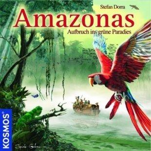 Amazonas (Spiel). Von Stefan Dorra kaufen