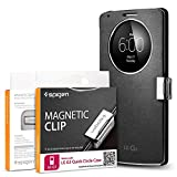 Spigen LG G3 Quick Circle [Magnetic Clip] Magnetic Holder For LG G3 Quick Circle Cover / Flip Cover For LG G3...