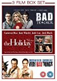 Bad Teacher/The Holiday/Very Bad Things [DVD]
