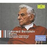 Sinfonien 1-4/Konzerte/Orchesterwerke