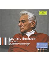 Brahms - Les 4 symphonies / Concerto pour violon / Double Concerto (5CD)