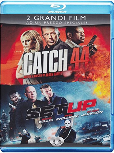 Catch .44 + Set Up [Blu-ray] [IT Import]