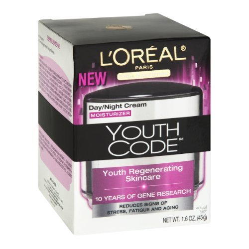 L'Oreal Youth Code Day/Night Cream Moisturizer (Youth Code Day Night Cream compare prices)
